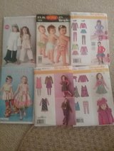 Patterns sizes 1/2 to 6 NEW in Fort Campbell, Kentucky