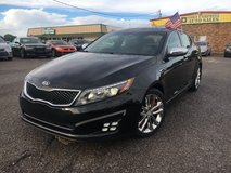 2014 KIA OPTIMA LIMITED-SX SEDAN 4D 4-Cyl, Turbo, 2.0 liter in Fort Campbell, Kentucky