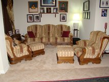 5 piece Living Room Set in Tampa, Florida