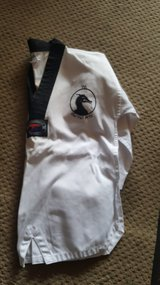 Martial arts white jacket in Plainfield, Illinois