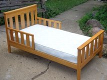 Oak Youth Bed in Glendale Heights, Illinois