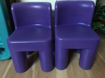 Little Tikes Chairs in St. Charles, Illinois