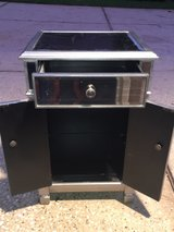 mirrored nightstand from Pier One! in Kingwood, Texas