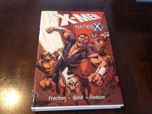 X-Men Nation X Hard Cover 1st Print Exstreamly Hot Nm Condition in Okinawa, Japan