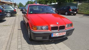 BMW 316 AUTOMATIC INSPECTION GUARANTEE in Ramstein, Germany