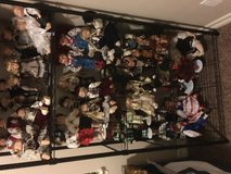 Porcelain dolls in Colorado Springs, Colorado