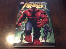 The Avengers 12.1 Hard Cover Vol 2 Premier Edition Nm Condition in Okinawa, Japan