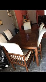dining room & 6 chairs in Wilmington, North Carolina