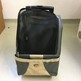 Carry on pet rolling case - new in Ramstein, Germany