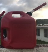 Gas Can in Okinawa, Japan