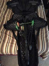 Barnett Jackal crossbow and accessories in Naperville, Illinois