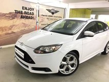 2013 Ford Focus ST Manual... From ONLY $257 p/month! in Hohenfels, Germany