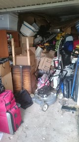 LEGAL JUNK REMOVAL,  DEBRIS, FMO PICK, DELIVERY in Ramstein, Germany