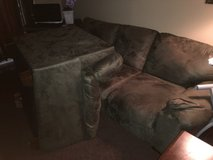 Couches & tables great condition in Clarksville, Tennessee
