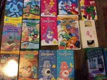Kids tapes bundle 19 total in Clarksville, Tennessee