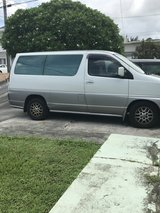 Great Van JCI thu Jan 2019 PCS forces sale and low price.  AC cold...New tires...new brakes Mech... in Okinawa, Japan