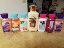 NEW Bath and body works lot in Fort Drum, New York