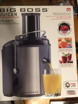 BIG BOSS JUICER NEW in Fort Campbell, Kentucky