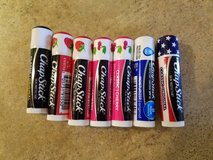 7 NEW chapstick lot in Fort Drum, New York