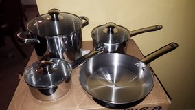 7 Piece Set of Pots by TOOLS in Hampton, Virginia