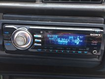 Sony Cd stereo hooked up hear it play in Fort Knox, Kentucky
