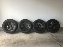 Porsche Macan Winter 18 inch Wheels and Tires in Batavia, Illinois
