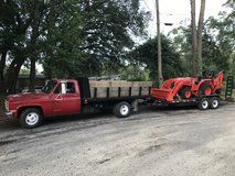 You need materials hauled or grading in Beaufort, South Carolina