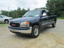 1999 GMC SIERRA 2500HD EXT CAB, SLE in bookoo, US