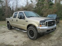 2001 FORD F-250 SUPER DUTY, CREW CAB, 4X4, LARIAT, SHORT BED,7.3 POWER STROKE DIESEL in bookoo, US