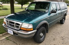 1998 Ford Ranger 4x4 XLT Ext Cab V6 in Morris, Illinois