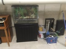 Fish Tank and supplies in Lockport, Illinois