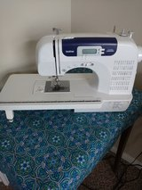 Brother CS6000i computer sewing machine in Bellaire, Texas