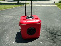 Cooler with Stereo in Glendale Heights, Illinois