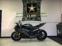 2013 YAMAHA YZF-6R 4-Cyl, 599cc Unleade Gas in Fort Campbell, Kentucky