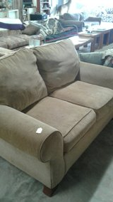 Love seat tan in Leesville, Louisiana