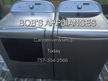 Preowned appliances (Clearance Sale) in Camp Lejeune, North Carolina