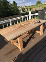 Outdoor Farm Style Table in Glendale Heights, Illinois