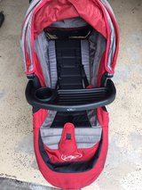 City mini single stroller with parent console and snack tray in Glendale Heights, Illinois