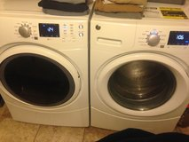 Front load washer and dryer in Oceanside, California