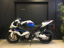 2013 BMW S1000RR 999cc 4cc, Sportbikes, Unleaded Gas in Fort Campbell, Kentucky
