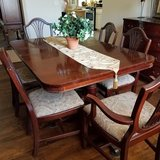 Antique Dining Set in Yucca Valley, California