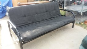 Heavy duty futon and mattress in Fort Riley, Kansas