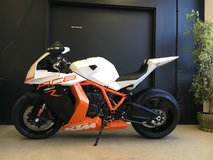 2013 KTM 1190 RC8-R SPORT BIKE V2 FOUR-STROKE Unleaded Gas in Fort Campbell, Kentucky
