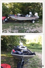 16ft Outboard boat for sale in Fort Leonard Wood, Missouri