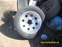 4 aluminum wheels reward! in Alamogordo, New Mexico