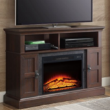 Electric Fireplace / TV Stand in Yucca Valley, California
