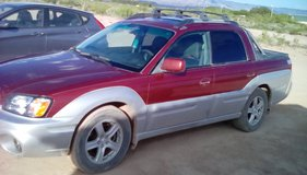 2003 Subaru Baja -- 1st year of the series in Alamogordo, New Mexico