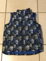 Boy Old Navy Puffer Vest Size Med (8) Like New in Travis AFB, California