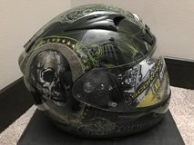 SCORPION ILLUMINATI MOTORCYCLE HELMET in San Bernardino, California
