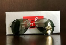 Authentic Men's Aviator Ray Ban Sunglasses in San Bernardino, California